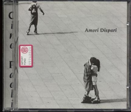Gino-Paoli-Amori-Dispari-Cd-Ottimo-Spedito-48H